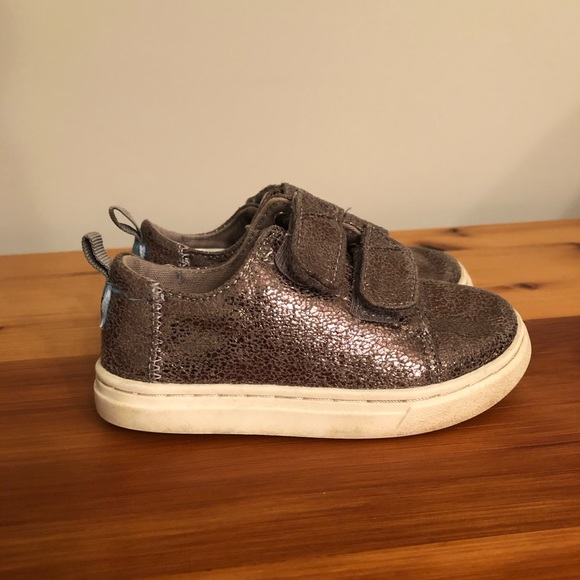 Toms Other - Toms Lemmy Toddler Sneakers